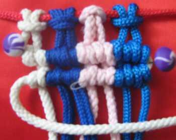 фото репсовый узел