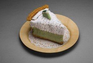 фото пирожное макраме