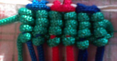 Вертикальный репсовый узел