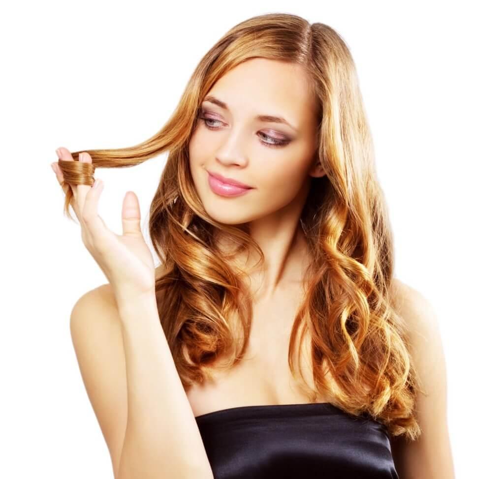 Укладка дома на средние волосы