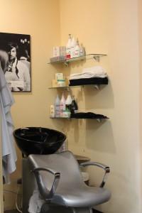Интерьер, душ для волос фото