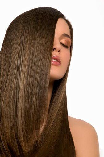 здоровые волосы с биотином фото