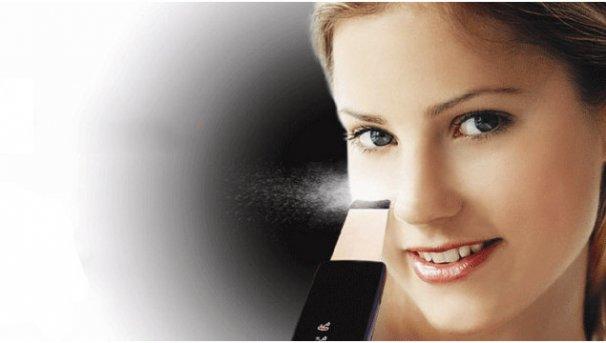 ультразвук и лицо фото