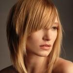 модные стильные стрижки нна среднюю длину волос 2013