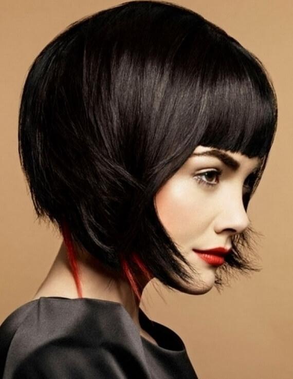 Стрижки волос красивые