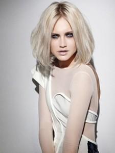модные прически для средней длины волос