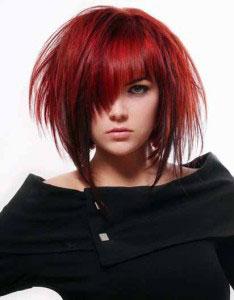Прически из средней длины волос