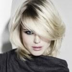 стрижки и прически на среднюю длину волос