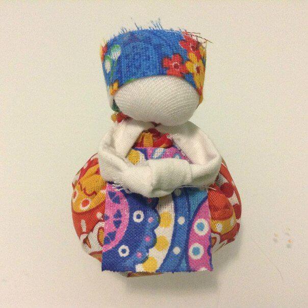 фото повойник на кукле