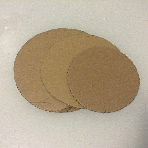 фото кружки из картона