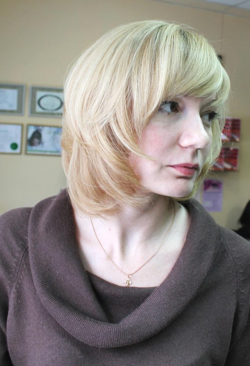Фотографи волос после окрашивания. Мастер: Райков Ивайло