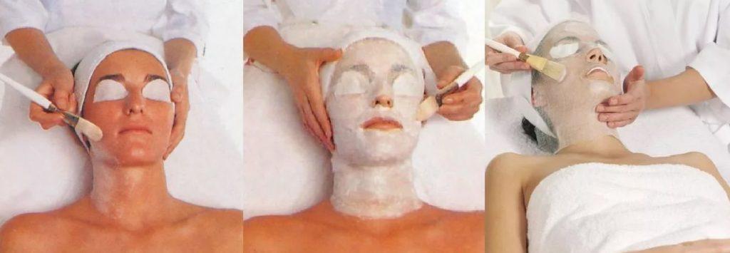 Как наносить парафиновую маску