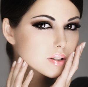 макияж для брюнеток фото