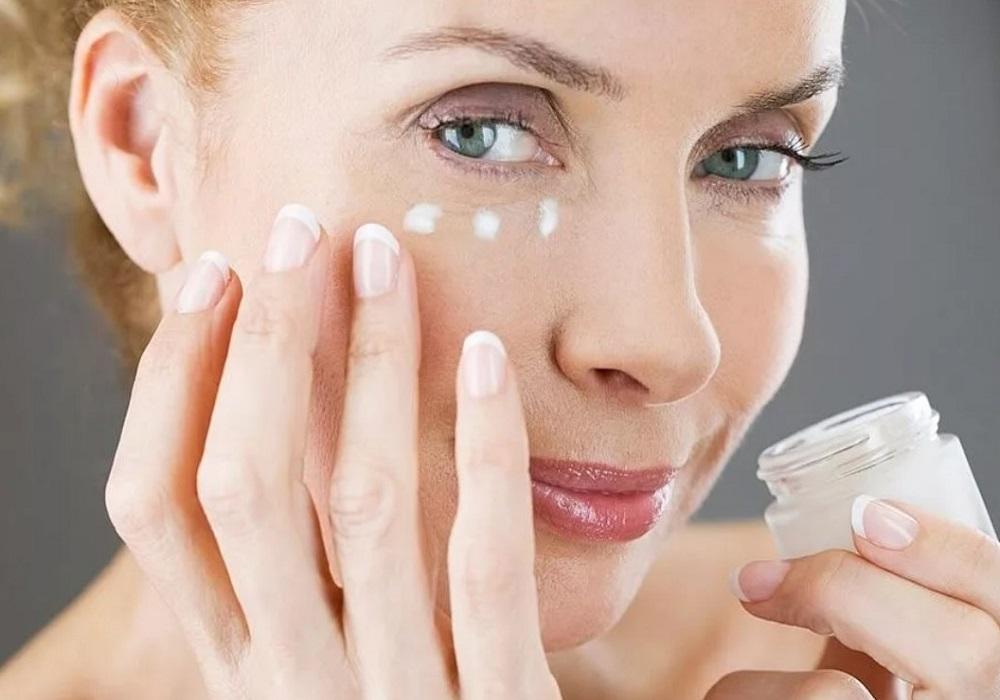 Крема для увядающей кожи