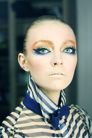 макияж модели