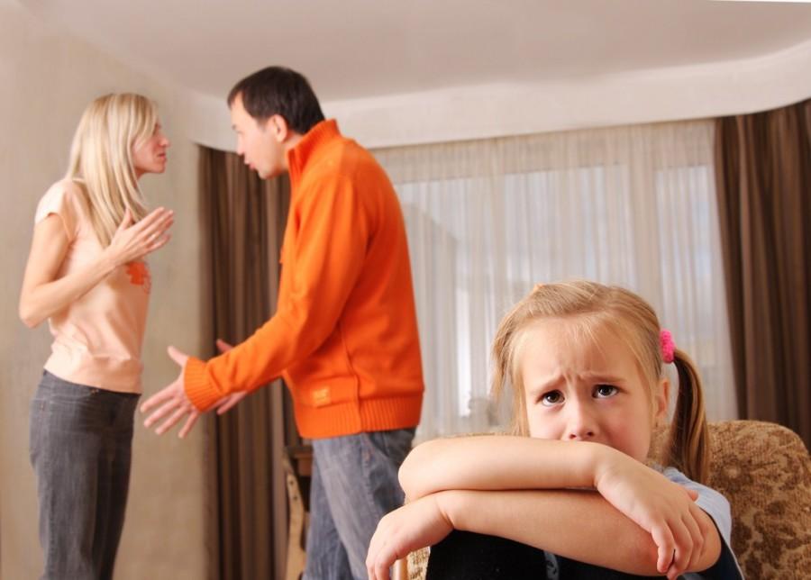 ругань в семье