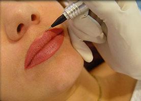 больно ли делать татуаж губ