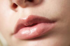 естественный татуаж губ фото
