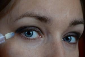 вечерний макияж шаг 4