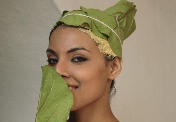 натуральные маски для волос