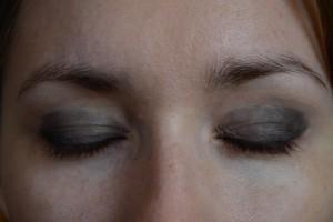вечерний макияж шаг 3