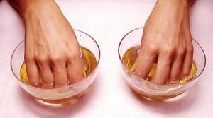 оливковое масло для ногтей фото