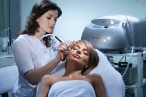 фото аппаратный димфодренажный массаж лица