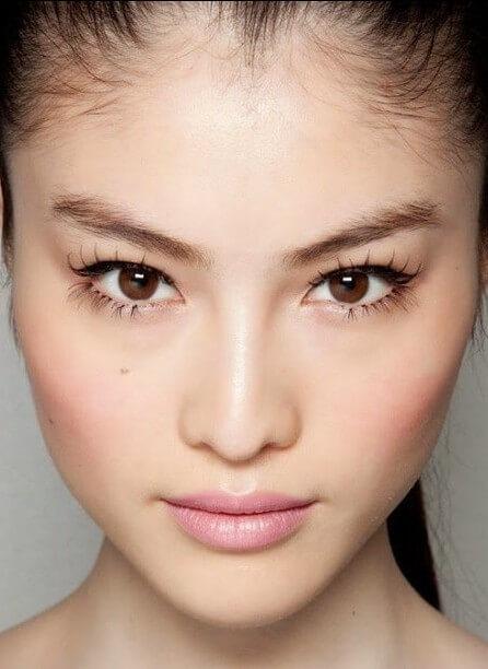 фото макияжа для нависшего века