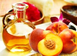 применение персикового масла фото