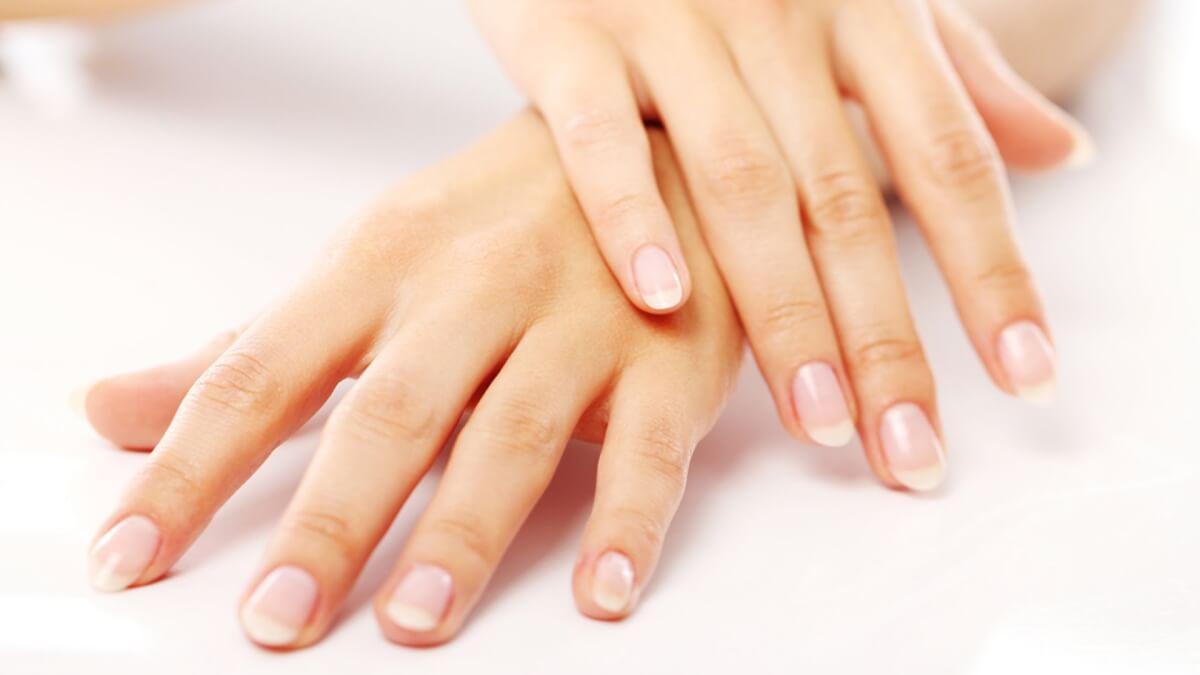 Фото естественные ногти