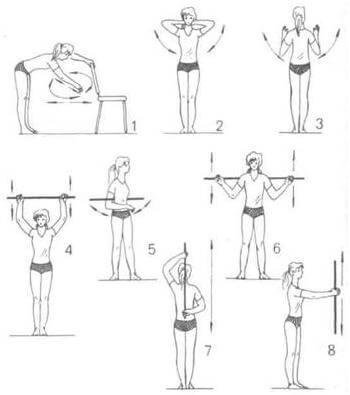 Увеличение груди при помощи гимнастики