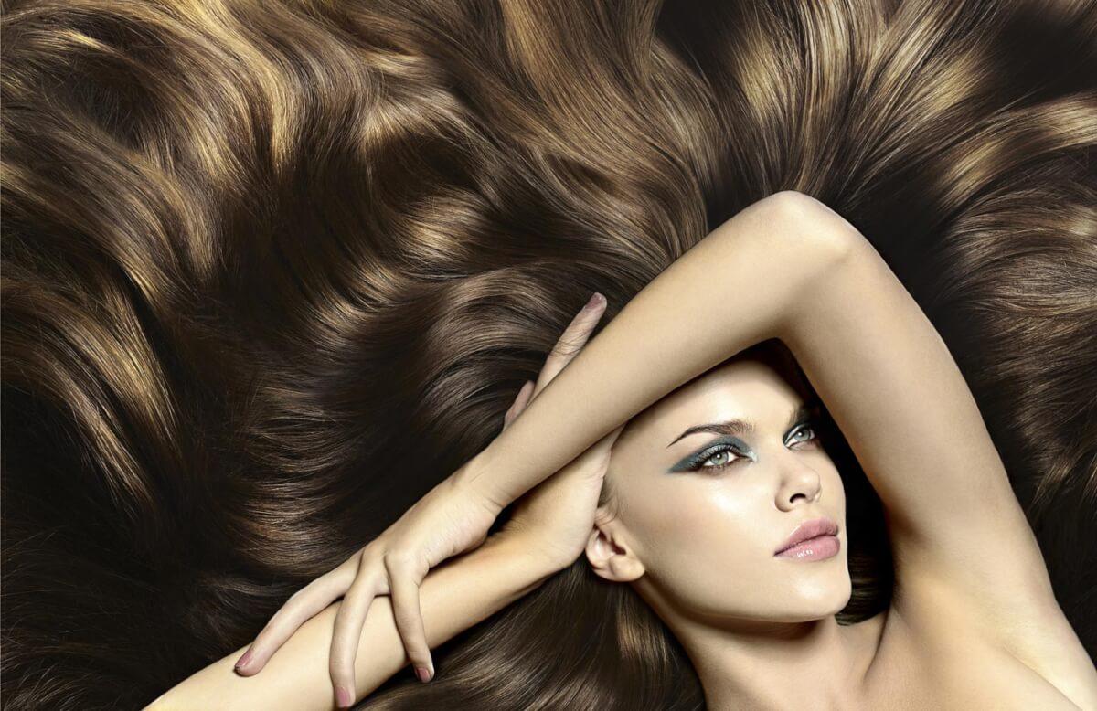 правила ухода за волосами фото