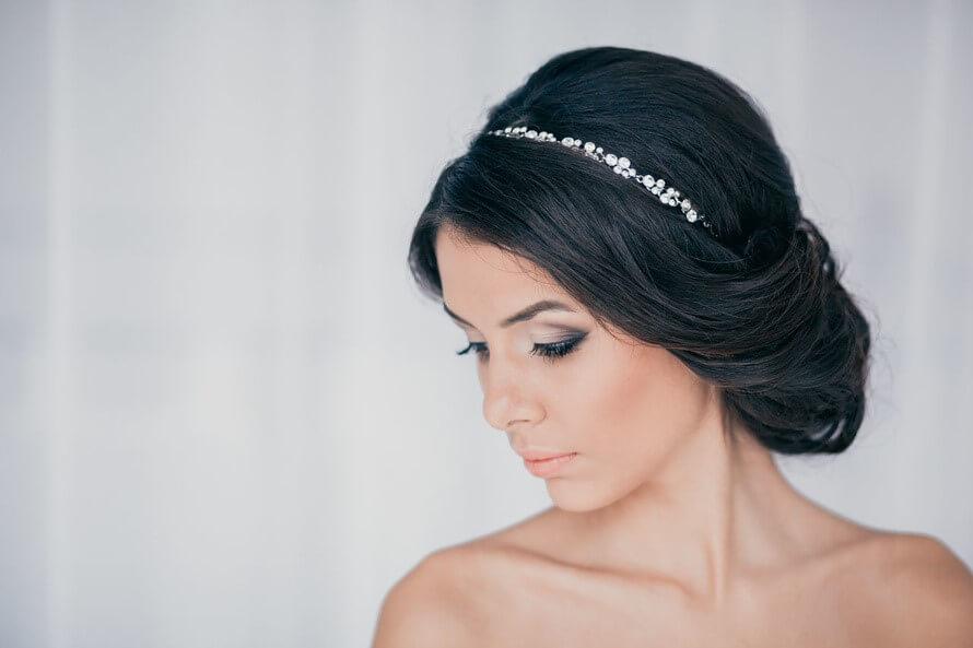 Греческая прическа с длинными волосами фото