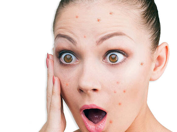 Как разгладить кожу лица от пор