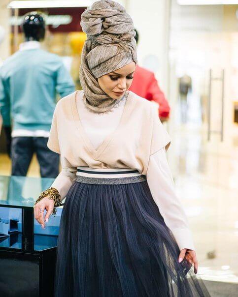 арабский стиль одежды