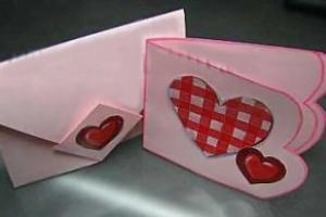 любовный конверт фото