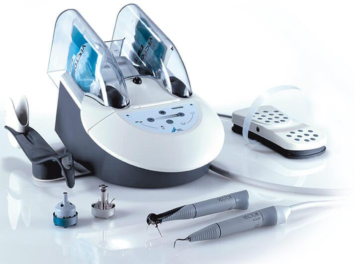 Аппарат Вектор для лечения пародонтита, лечение десен аппаратом Вектор в стоматологический клинике Специалист