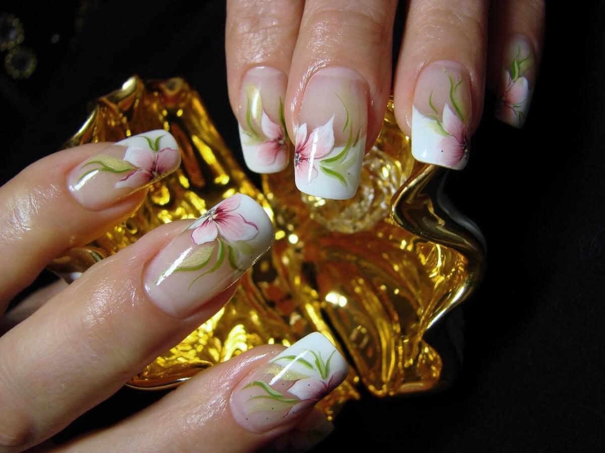 Дизайн ногтей от александры лебедевой фото
