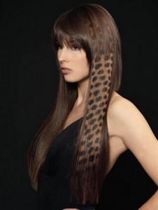 окрашивание волос футураж 2015 фото новинки трафаретное