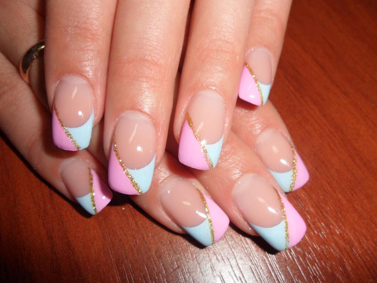 Фетиш на красивые ногти 13 фотография