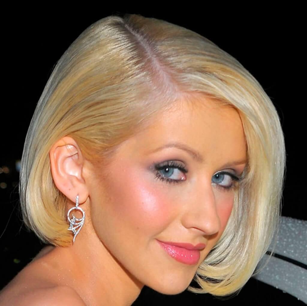 укладка на тонкие короткие женские волосы