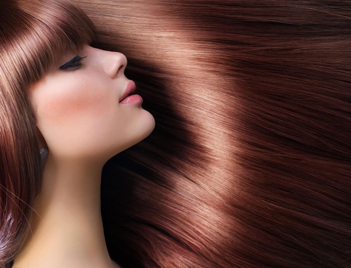 Полировка волос и косметическая стрижка