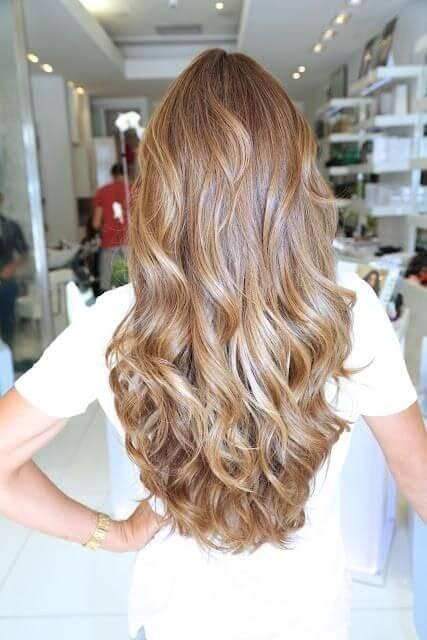 брондирование волос примеры
