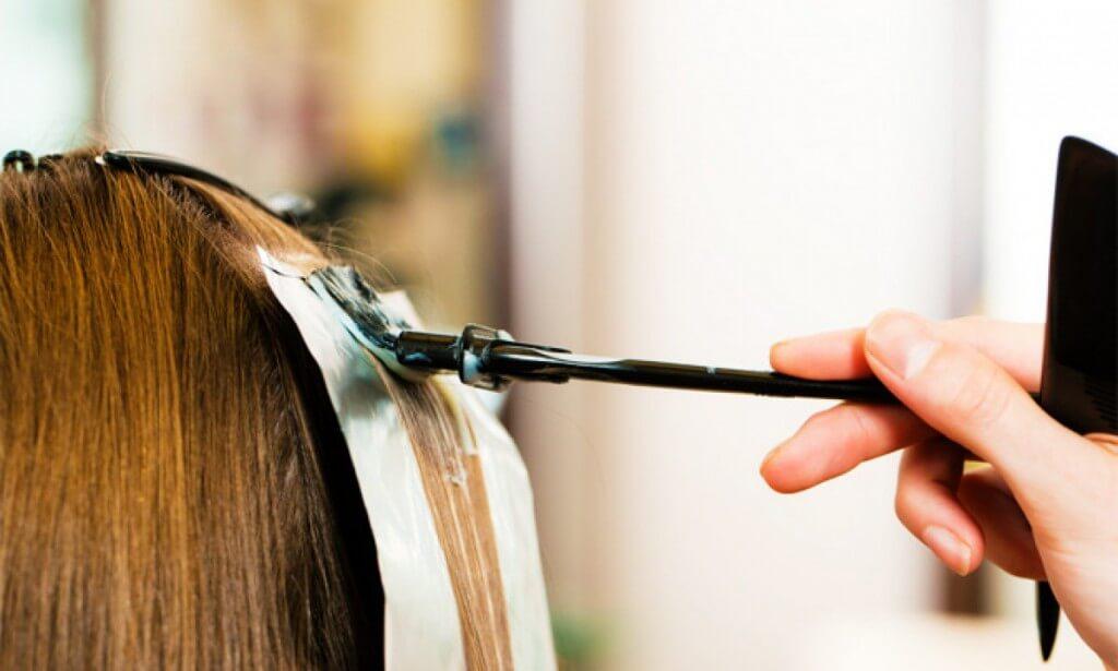 Восстановить в домашних условиях мелированные волосы