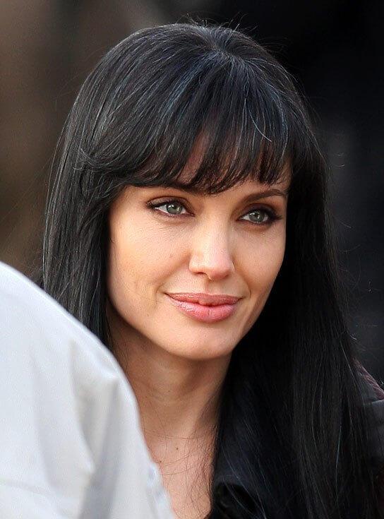 седая Джоли