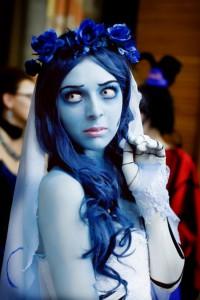 фото макияж мертвой Эмили