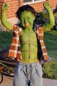 фото образ для мальчиков на хэллоуин