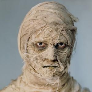 фото мумии на хэллоуин