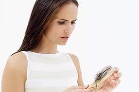 фото выпадение волос