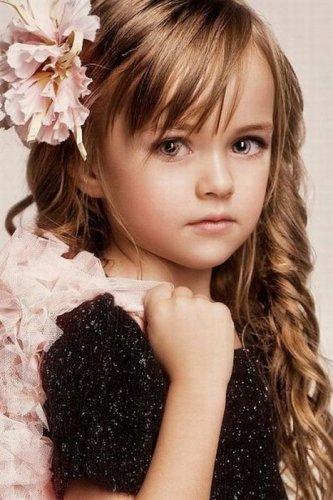 фото красивых детских причесок